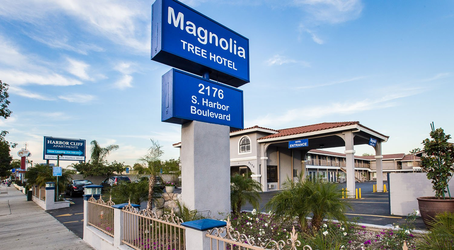 Welcome to the Magnolia Tree Hotel